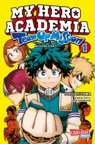 My Hero Academia Team Up Mission 1