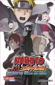 Naruto the Movie: Shippuden - Die Erben des Willens des Feuers