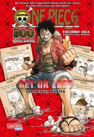 One Piece Quiz Book 1