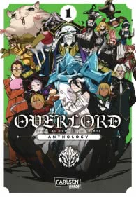 OVERLORD Official Comic À La Carte Anthology 1