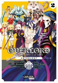 OVERLORD Official Comic À La Carte Anthology 2