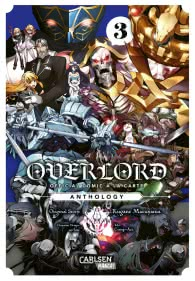 OVERLORD Official Comic À La Carte Anthology 3