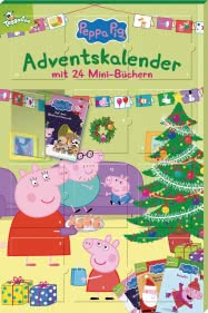 Peppa Pig Adventskalender