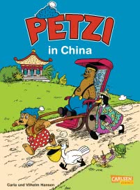Petzi: Petzi in China