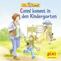 Pixi 2496: Conni kommt in den Kindergarten