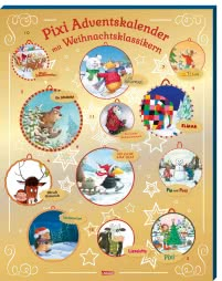 Pixi Adventskalender GOLD 2020