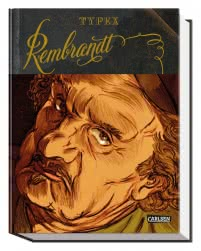 Rembrandt (Graphic Novel)