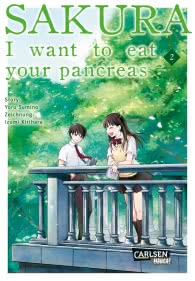 Sakura - I want to eat your pancreas 2