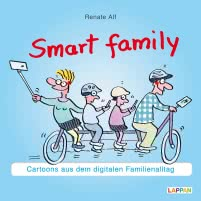 Smart Family! - Cartoons zum Thema Smartphones und Co.