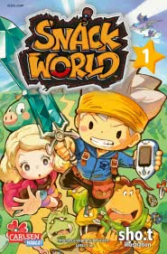 Snack World 1
