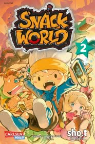 Snack World 2