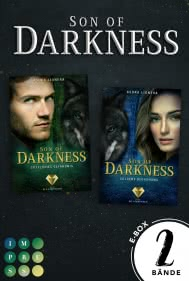 Son of Darkness: Sammelband der einzigartigen Götter-Fantasyserie »Son of Darkness«