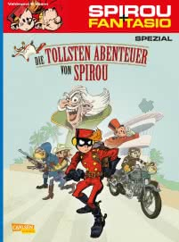 Spirou und Fantasio Spezial 24: Short Stories