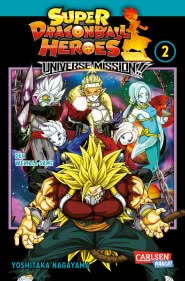 Super Dragon Ball Heroes Universe Mission 2