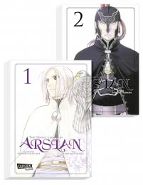 The Heroic Legend of Arslan Doppelpack 1-2