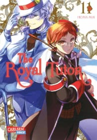 The Royal Tutor 11