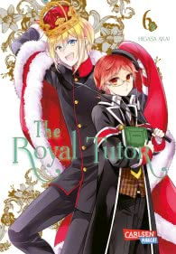 The Royal Tutor 6