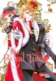 The Royal Tutor 7