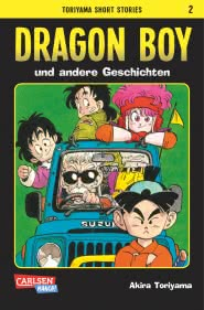 Toriyama Short Stories 2
