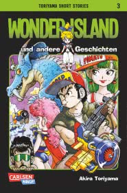 Toriyama Short Stories 3