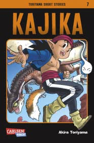 Toriyama Short Stories 7