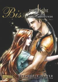 Twilight: Biss zur Mittagsstunde - Der Comic 1