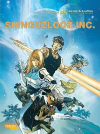 Valerian und Veronique Spezial 2: Shinguzlooz Inc.