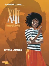 XIII Mystery 3: Little Jones