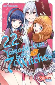 Yamada-kun and the seven Witches 22