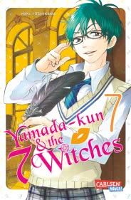 Yamada-kun and the seven Witches 7