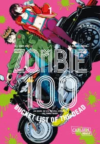 Zombie 100 – Bucket List of the Dead 1