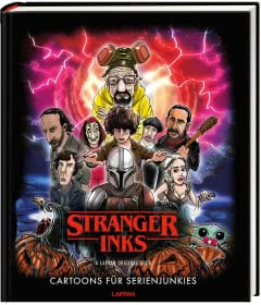 Stranger Inks - Cartoons für Serienjunkies
