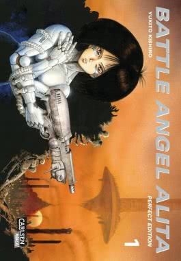 Battle Angel Alita - Perfect Edition 1