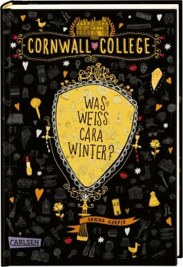 Cornwall College 3: Was weiß Cara Winter?
