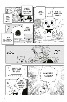 Fairy Tail – Happy's Adventure 1