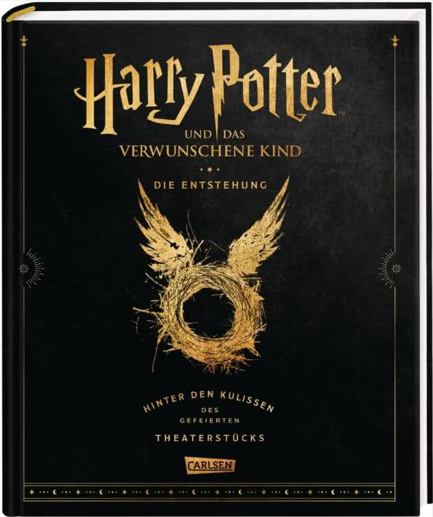 HP Cursed Child Entstehung